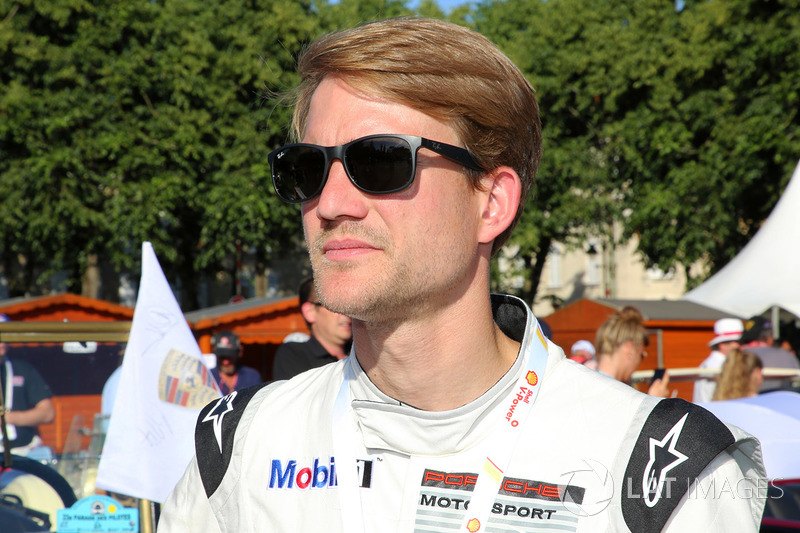 Michael Christenseny, Porsche Team