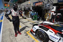 Член команди Toyota Gazoo Racing