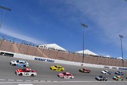 Pace-Laps: Matt Kenseth, Joe Gibbs Racing, Toyota; Ryan Blaney, Wood Brothers Racing, Ford