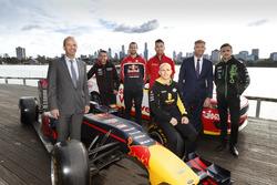 Pengumuman kejuaraan Supercars