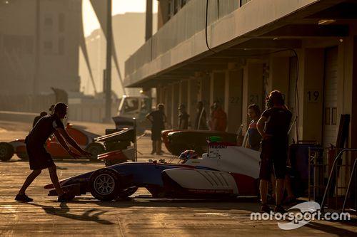 Pruebas Abu Dhabi Noviembre