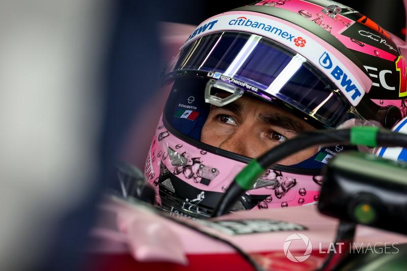 Sergio Perez, Sahara Force India