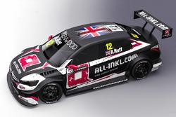 Rob Huff, All-Inkl Motorsport, Citroën C-Elysée