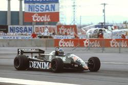 Michele Alboreto, Tyrrell Racing 011 Ford