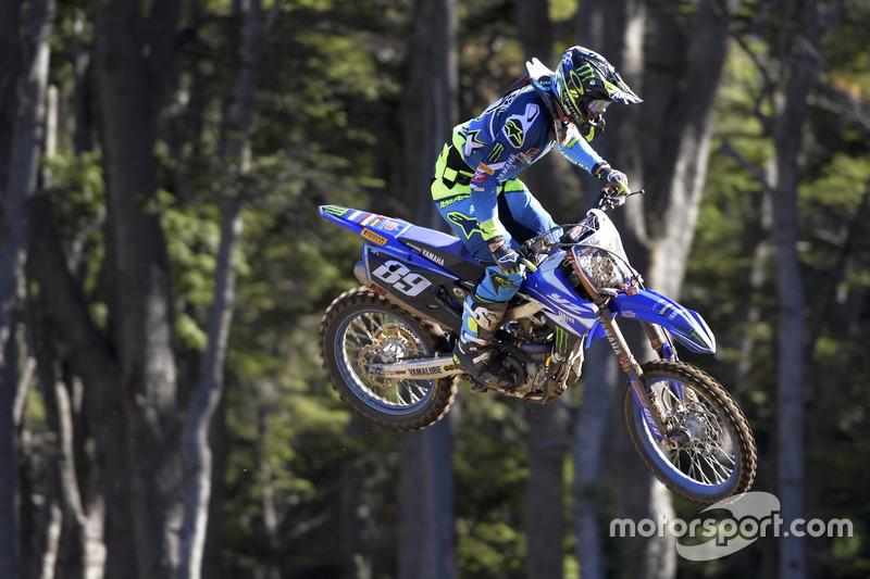Jeremy Van Horebeek, Monster Yamaha Factory