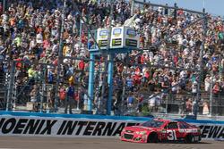 Bandera a cuadros Ryan Newman, Richard Childress Racing Chevrolet
