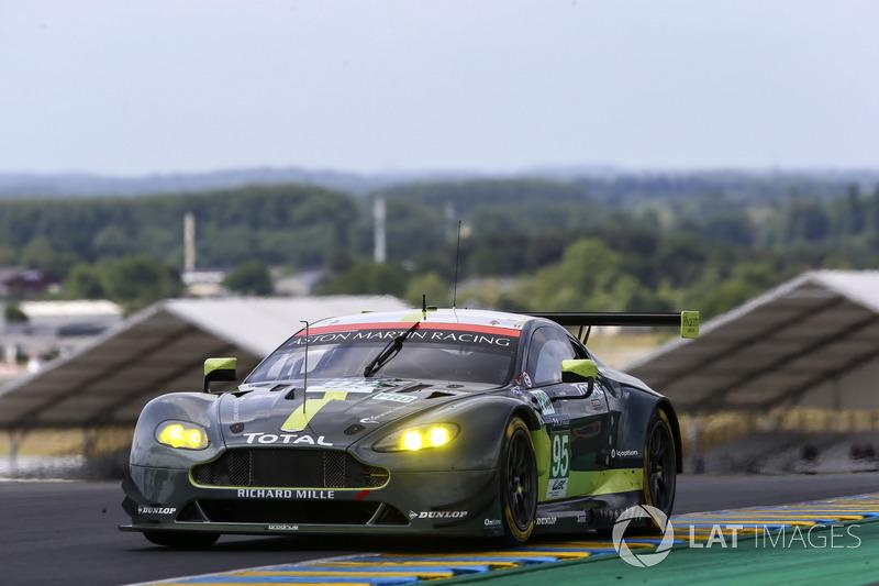 1. LMGTE-Pro: #95 Aston Martin Racing, Aston Martin Vantage