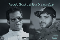 Tom Onslow-Cole, Ricardo Teixeira, Electric GT Championship
