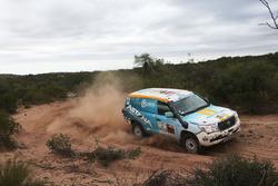 #333 Toyota: Denis Berezovskiy, Alexey Nikizhev