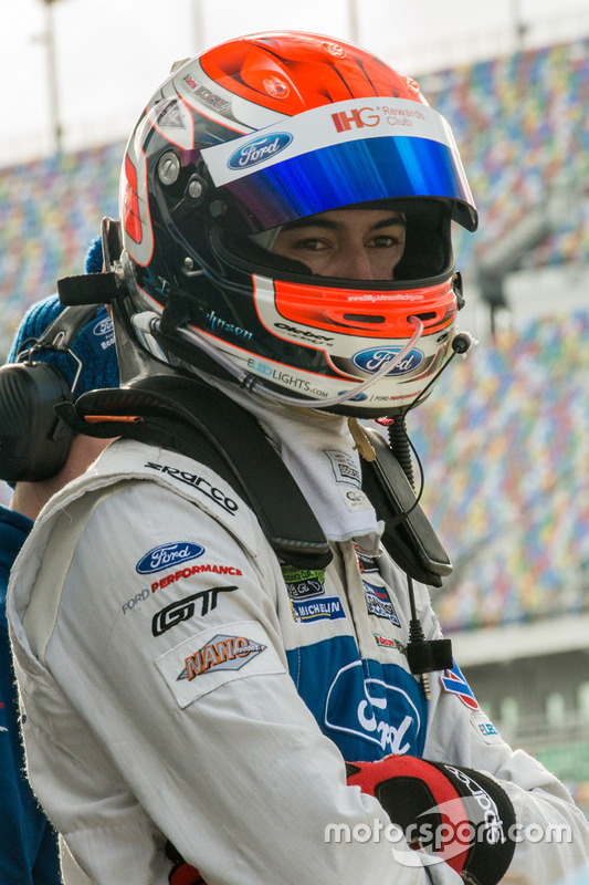Billy Johnson, Chip Ganassi Racing, Ford GT