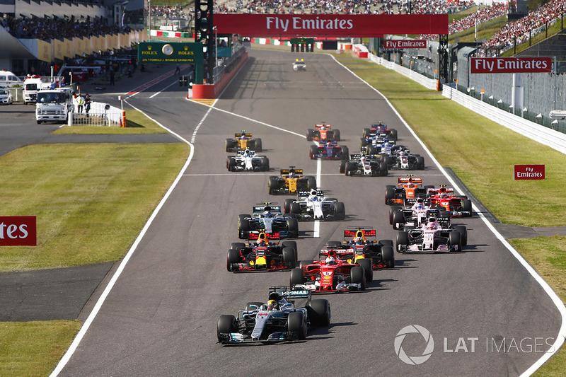 7 Ekim: Japonya GP