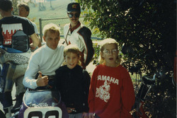 Nicky Hayden im Kindesalter