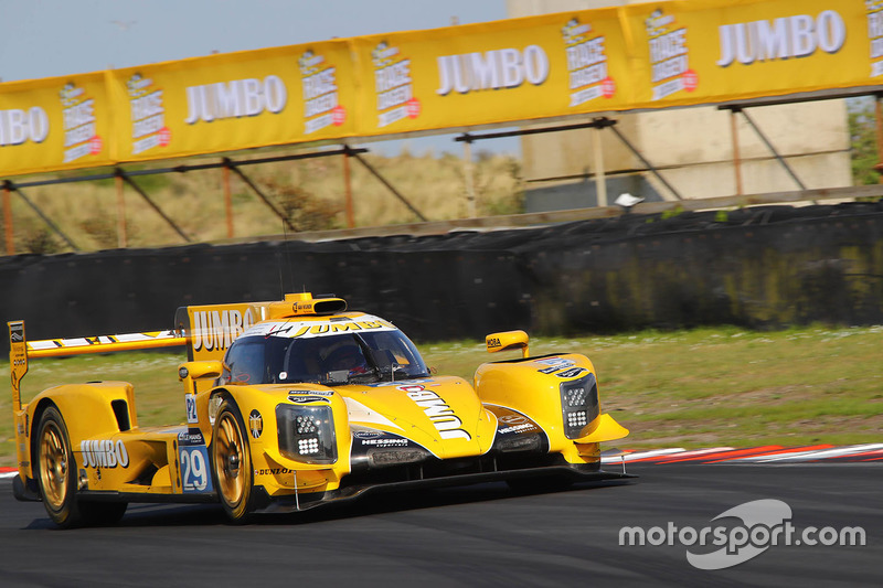 Racing Team Nederland, LMP2 Dallara