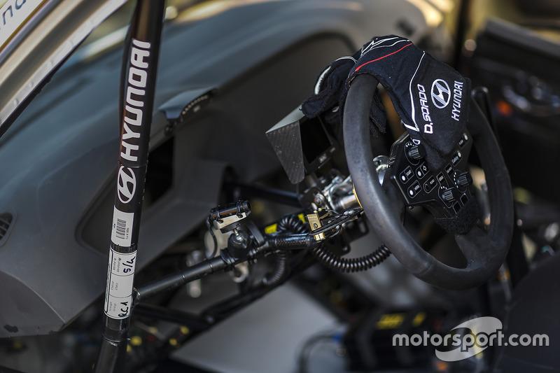 Detail: Hyundai Motorsport, Hyundai i20 WRC