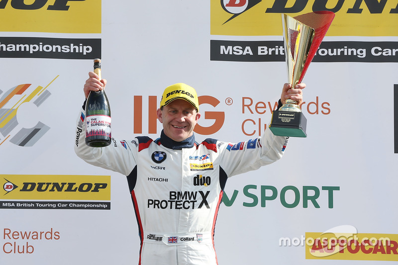 3. Rob Collard, Team BMW, BMW 125i M Sport