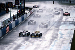 Juan Pablo Montoya, Lola T96/50-Zytek Judd, Ricardo Zonta, Super Nova Racing
