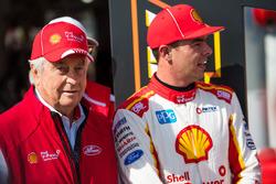 Roger Penske team owner, Scott McLaughlin, Team Penske Ford