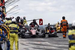 Пит-стоп: Михаил Алешин, Schmidt Peterson Motorsports Honda