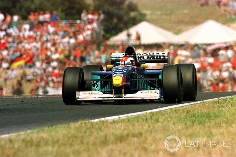 Джонні Херберт, Sauber C16 Petronas