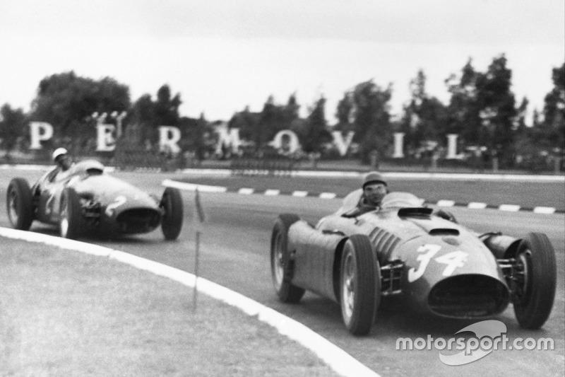Луиджи Муссо, Ferrari – Гран При Аргентины 1956 года
