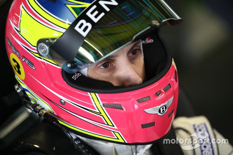 #7 Bentley Team M-Sport, Bentley Continental GT3: Oliver Jarvis
