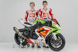 Alessandro Zaccone, San Carlo Team Italia et Axel Bassani, San Carlo Team Italia