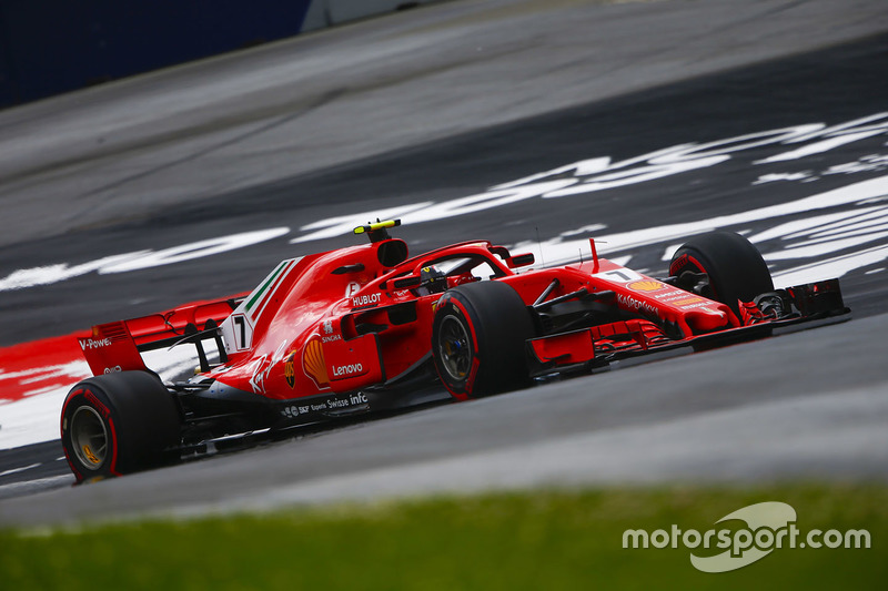 Кими Райкконен, Ferrari SF71H