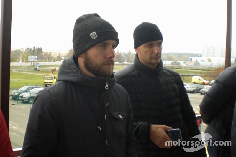 Євген Кошарук та Дмитро Жук