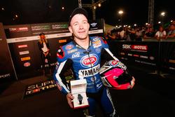 Ganador de la pole Lucas Mahias, GRT Yamaha Official WorldSSP Team