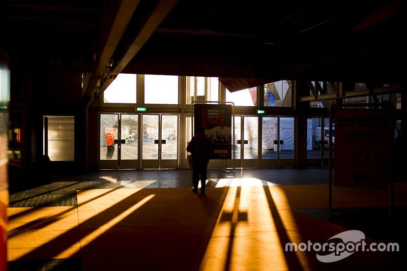 Motorshow in Bologna