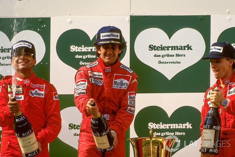 GP de Austria 1986