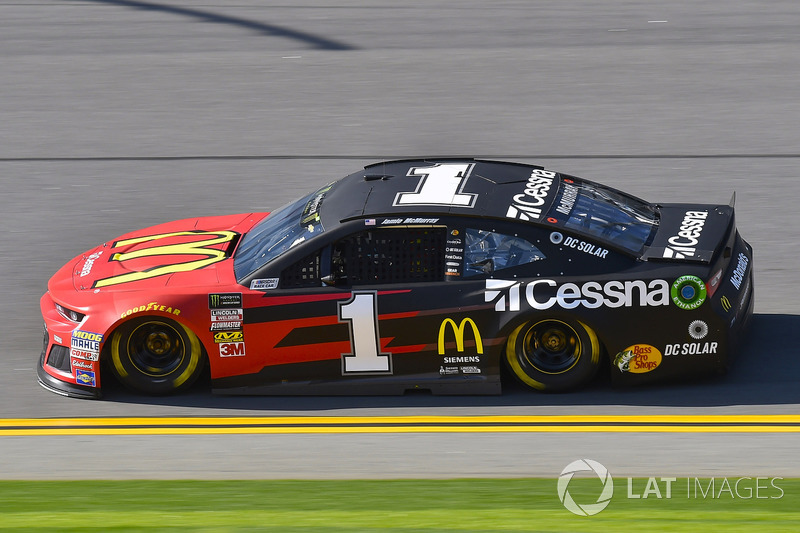 16. Jamie McMurray, Chip Ganassi Racing, Chevrolet