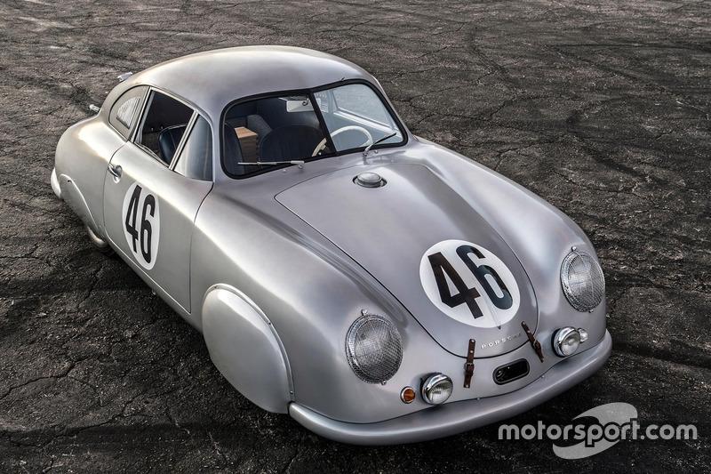 Porsche 356 SL Gmund Coupe 1951