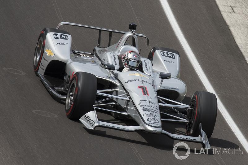8. Josef Newgarden, Team Penske, Chevrolet