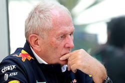 Dr. Helmut Marko, Red Bull Motorsport Consultant