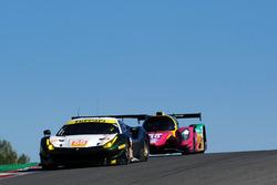#55 Spirit of Race, Ferrari F488 GTE: Duncan Cameron, Matt Griffin, Aaron Scott, #10 OREGON Team, Norma M 30 - Nissan: Davide Roda, Andres Mendez, Dario Capitanio