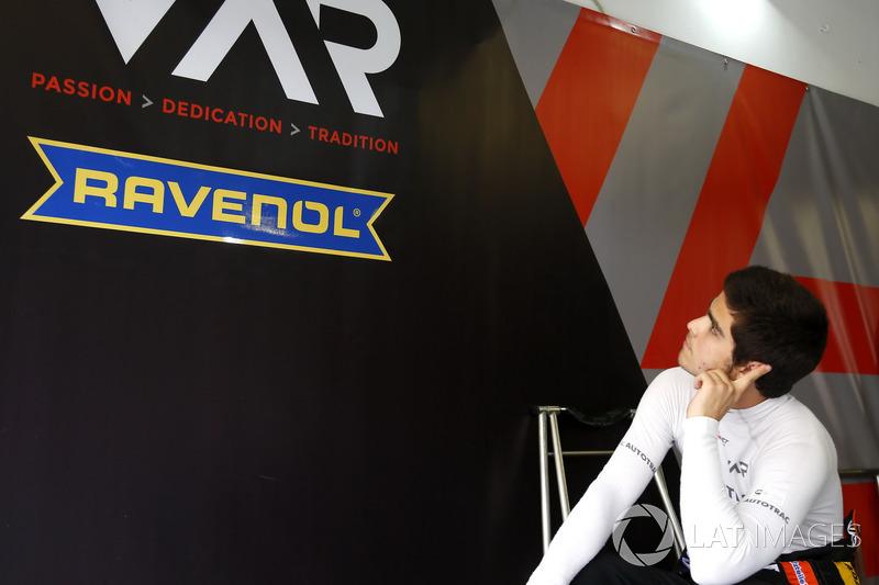 Педро Піке, Van Amersfoort Racing, Dallara Mercedes