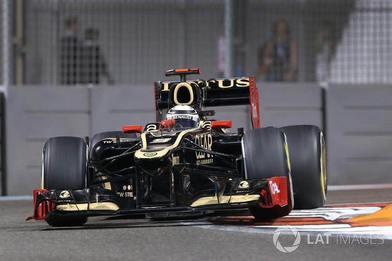 2012: Kimi Räikkönen, Lotus-Renault E20