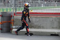 Daniel Ricciardo, Red Bull Racing yarış dışı
