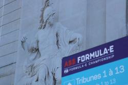 L'ambiance de l'ePrix de Paris