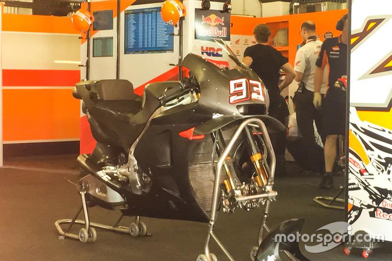 Honda RC16 2019