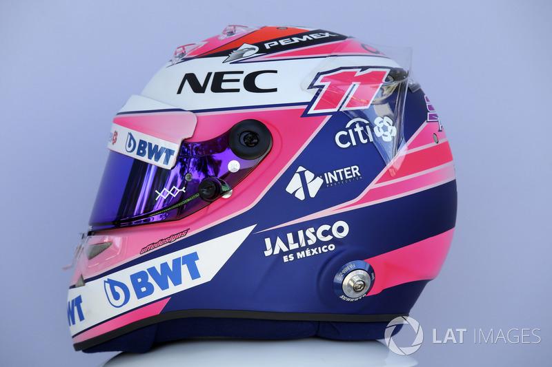 #11: Sergio Perez, Force India