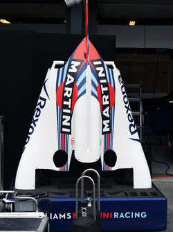 Williams FW41 bodywork