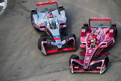 Jérôme d'Ambrosio, Dragon Racing e Maro Engel, Venturi Formula E Team si toccano