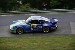 Франк Каттёфер, Антониу де Азеведу, Франц Конрад, Эрнульф Вирдхайм, Konrad Motorsport, Porsche 911 Carrera (№7)
