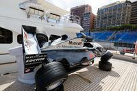 سيارة مكلارين الخاصة بميكا هاكينن