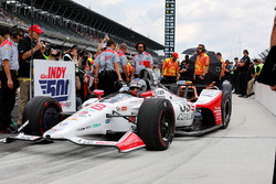 Marco Andretti, Herta Andretti Autosport, Honda
