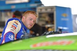 Chris Buescher, JTG Daugherty Racing, Chevrolet Camaro Gain