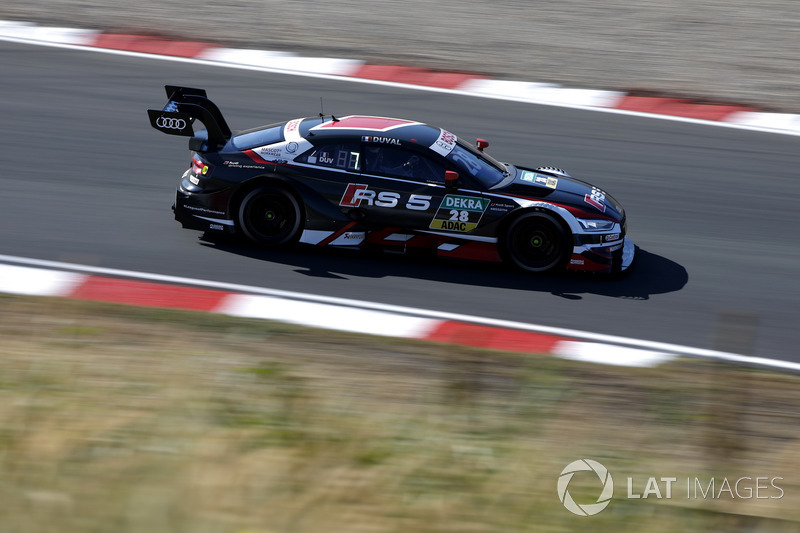 DNF Loic Duval, Audi Sport Team Phoenix, Audi RS 5 DTM