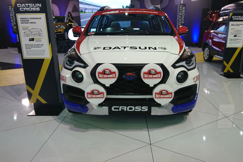 Datsun Cross Rally Look